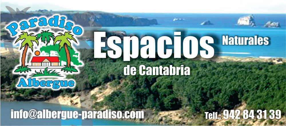 Espacios naturales cantabria albergue paradiso for Piscinas naturales cantabria