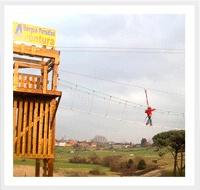 actividades de aventura en el albergue paradiso de cantabria