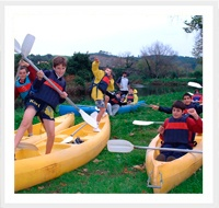 canoas en cantabria
