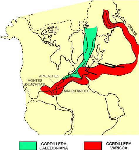 contextualizacion_geologica carbonifero superior