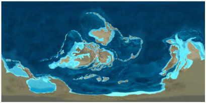 tectonica-silurico