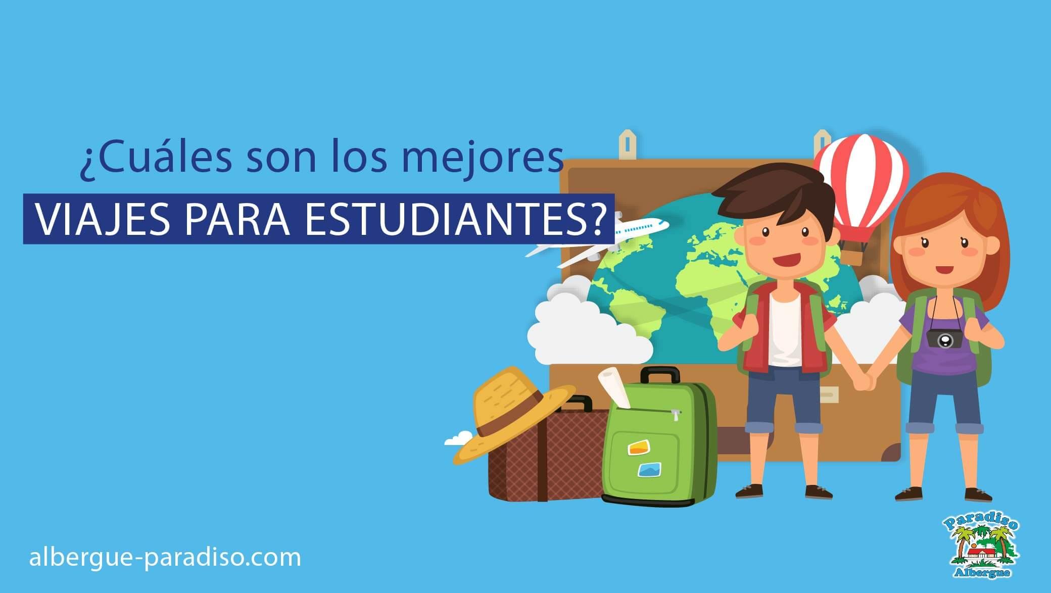 viajes estudiantes