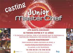 casting de master chef junior en cantabria