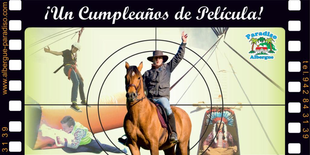 cumpleaños infantiles en cantabria