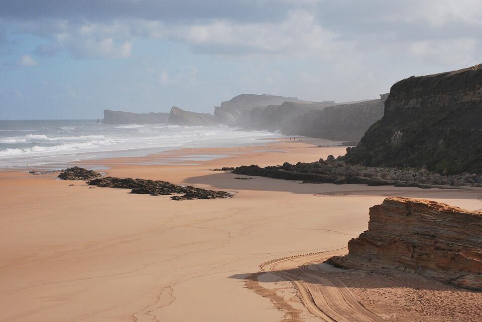 Cantabria playas para disfrutar en familia