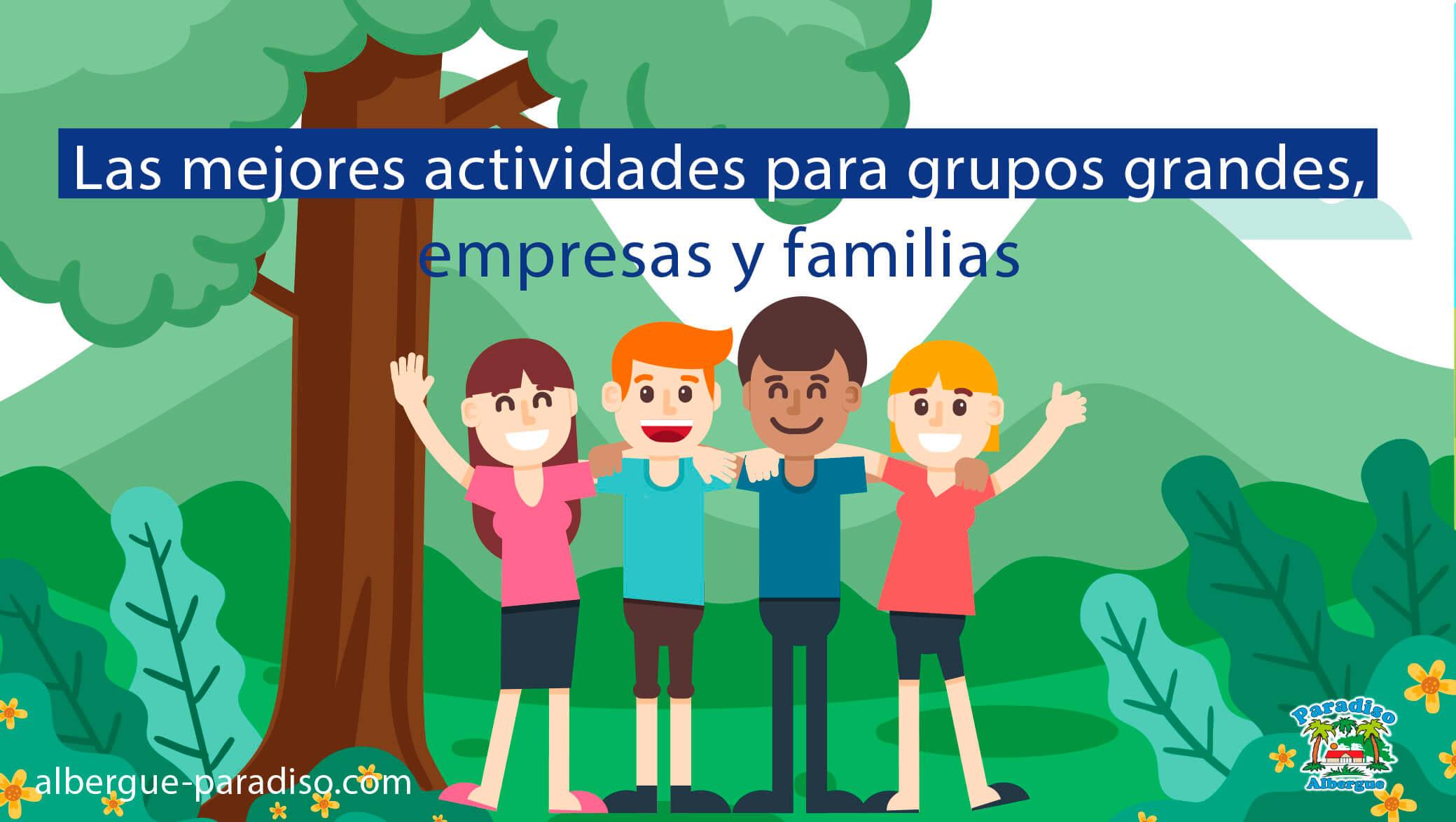 Actividades para grupos