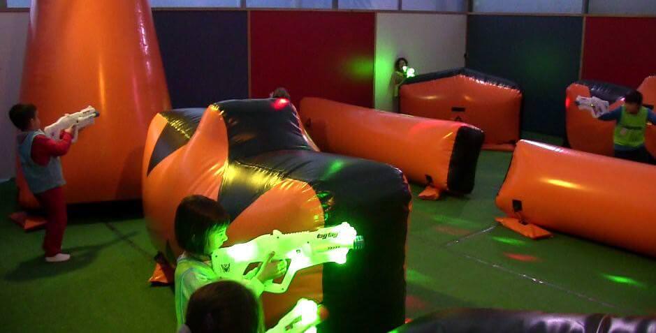 Multiaventura laser