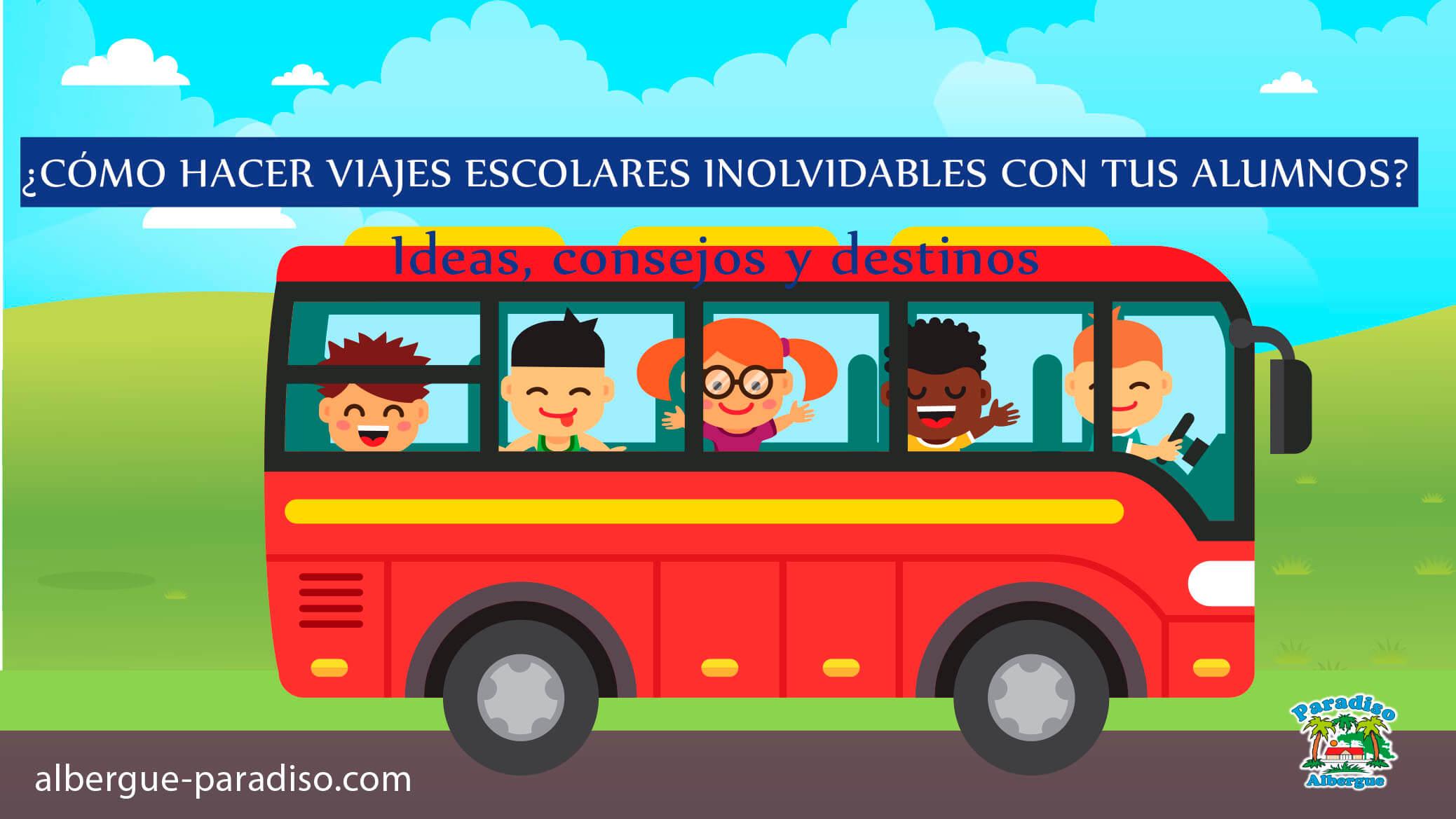 Viajes escolares
