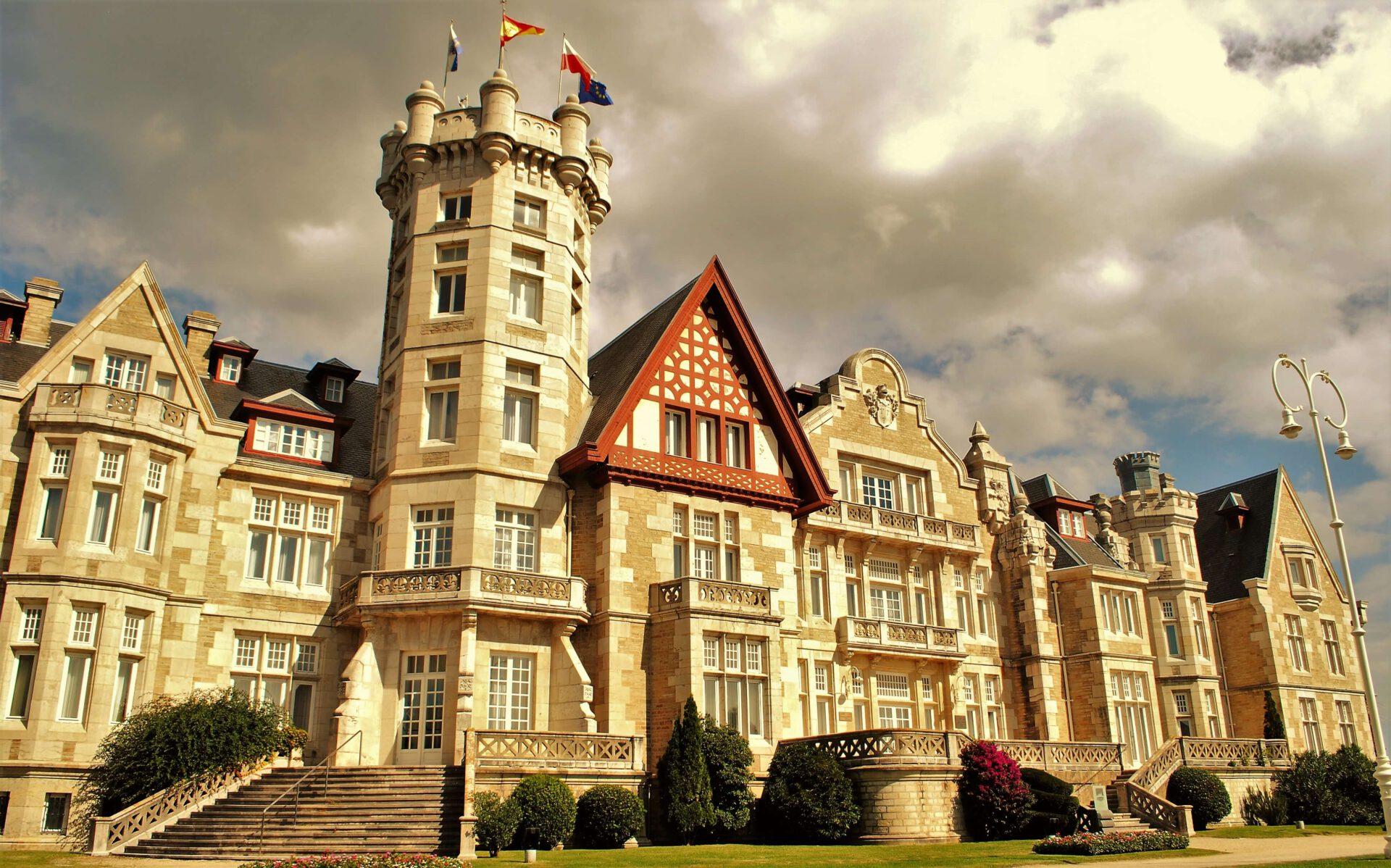 palacio de la magdalena