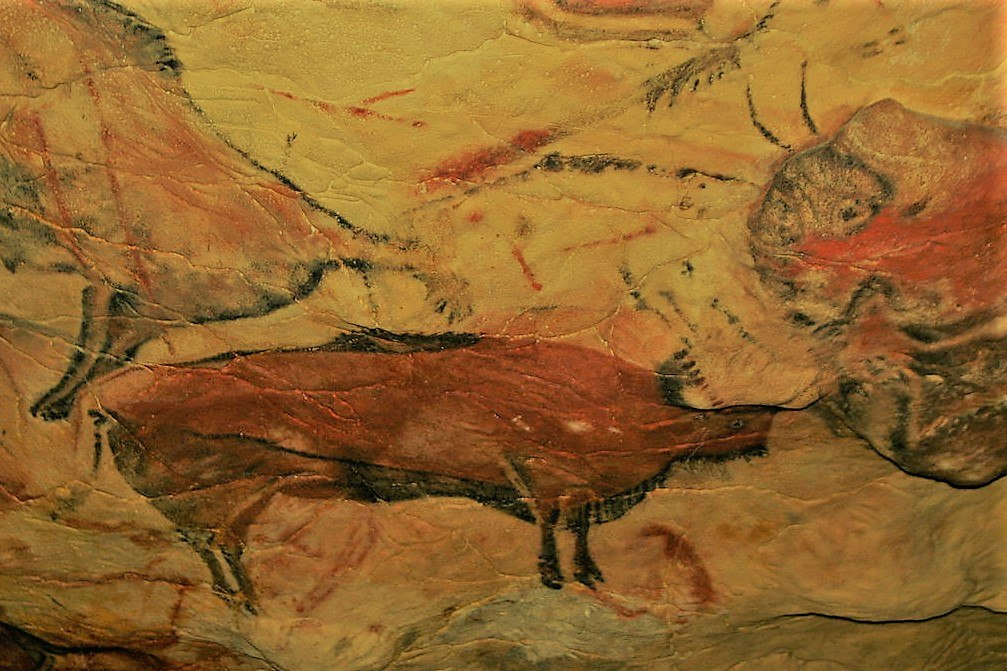 cuevas de altamira pinturas
