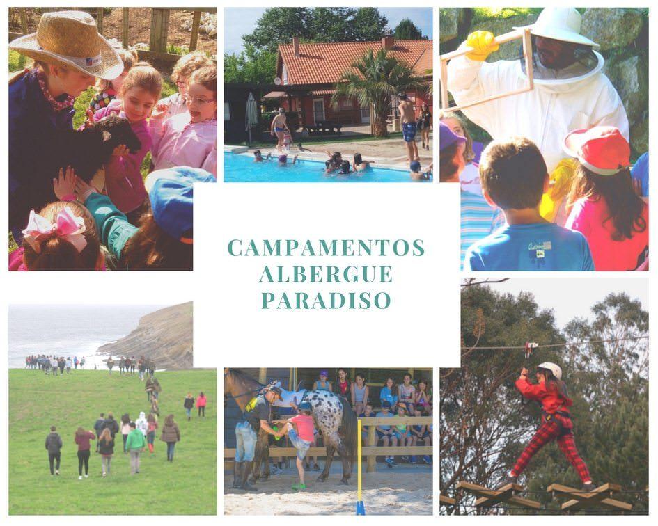 campamentos de verano 2018 en cantabria